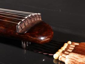 高渊古琴|混沌式古琴