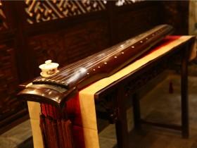 天音古琴-龙吟系列-杉木仲尼式