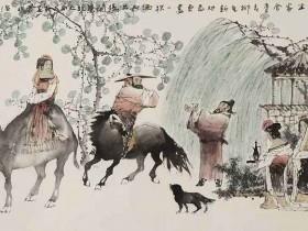 【阳关三叠】古琴谱 阳关三叠古琴曲欣赏及教学解说