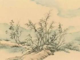 古琴名曲「潇湘水云」欣赏 古琴曲讲解及古琴谱