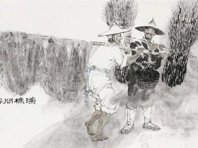 「渔樵问答」古琴曲欣赏 渔樵问答教学讲解(附曲谱)
