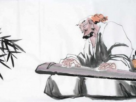 「醉渔唱晚」古琴曲欣赏 醉渔唱晚教学讲解(附曲谱)